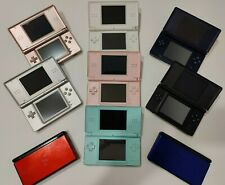 Nintendo DS Lite with charger | CHOOSE COLOR | Tested | Pink Black Blue Clear