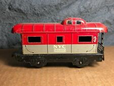 VTG Marx 20102 | NY Central Caboose | 4 Wheel Version | Very good condition