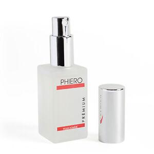 PHIERO PREMIUM 30ML Pheromone für Männer um die Frauen erotisch an zuziehen