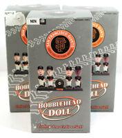 Set of 3 San Francisco Giants 2002 Collectors Series Bobble Heads