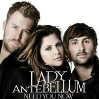 Lady Antebellum - Need You Now [New CD] UK - Import