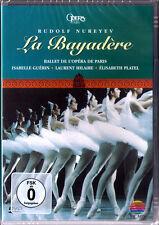 DVD MINKUS: LA BAYADERE Isabelle Guerin Laurent Hilaire Elisabeth Platel NUREYEV