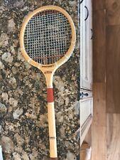 Vintage Bergen squash racquet