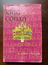 King Conan - Robert E Howard - 1953 - 1st Edition Hardcover - GNOME PRESS