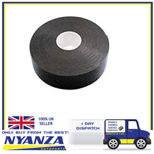 DOUBLE SIDED FOAM TAPE 18MM X 5MTR BLACK ADHESIVE NUMBER PLATE BODY TRIM