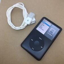 Apple iPod classic 6. Generation Schwarz (160GB) BLACK TOP CONDITION