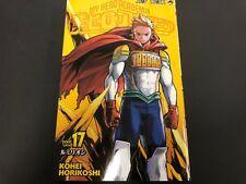 Boku no Hiro Akademia My Hero Academia Volume 17 Vol.17 Manga Jump Comics Book