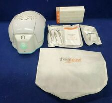 Theradome LH80 Pro Laser Hair Growth Helmet Complete  used.