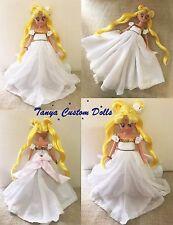 Sailor Moon Princess Serenity Doll Bambola Custom OOAK