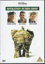 Operation Dumbo Drop - Danny Glover Ray Liotta Disney UK R2 / R4 DVD