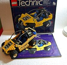 LEGO Technic Desert Ranger 8408 with box and instructions complete