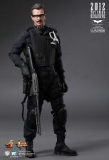 hot toys MMS182 THE DARK KNIGHT LT JIM GORDON SWAT SUIT VERSION EXCLUSIVE