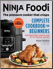 Ninja Foodi – The Pressure Cooker that Crisps – Complete Cookbook for Be {P.D.F}