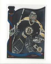 2001-02 Crown Royale Blue #9 Byron Dafoe Bruins /89