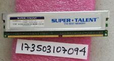 1GB PC3200 DDR-400MHz non-ECC Unbuffered CL3 184-Pin DIMM Memory Module