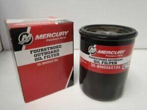 Mercury Marine FourStroke Outboard Oil Filter 38M0065104 8M0065103 35-8M0162829