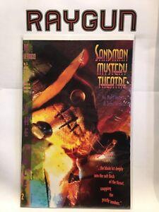 Sandman Mystery Theatre #6 NM- 1st Print Vertigo Comics