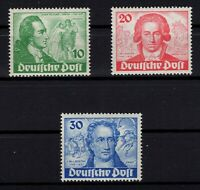 P130718/ BERLIN – GERMANY / Y&T # 51 / 53 MINT MNH FULL SET CV 440 $