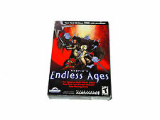 ENDLESS AGES new factory sealed USA released small box PC game