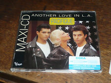 PACIFIQUE Another love in LA CD single UNSEALED RARE OOP