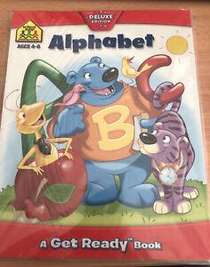 School Zone: Alphabet Ages 4-6