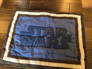 Pottery Barn Star Wars Pillow Sham