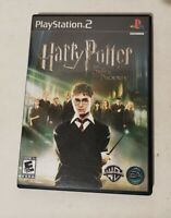Harry Potter and the Order of the Phoenix (PlayStation 2, PS2) Complete