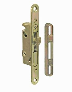 Replacement Sliding Glass / Patio Door Mortise Lock and Keeper Kit