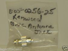 Kenwood TK-240,TK350,TK260G/360G BNC Antenna Adapter # E05-0256-25