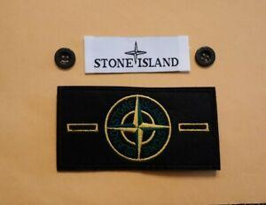 Stone Island patch toppa bottoni