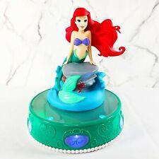 Little Mermaid Musical Coin Bank Lights Ariel Disney Princess 2014 Peachtree