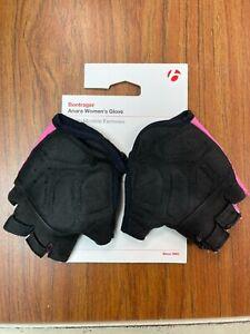 Bontrager Anara Womens Cycling Glove Size Medium Color Vice Pink