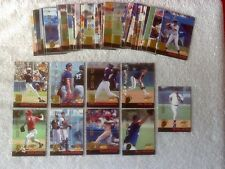1994 SIGNATURE ROOKIES TOP PROSPECT COMPLETE 50 CARD SET MAJOR STARS JETER NICE
