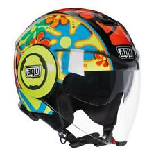 Helmet Demi Jet AGV Fluid Top - Valencia 2003 Size M
