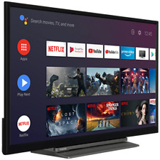 Smart Android TV Toshiba 32LA3B63DG 32 pollici Full HD DLED WiFi Nero Netflix