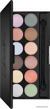 Sleek MakeUp i-Divine EyeShadow 12 Colours Palette Shade (NORDIC SKIES) NEW