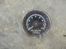 1960's Sun Super Tachometer 8,000 RPM SST-802 Muscle Car Tach Hot Rat Rod