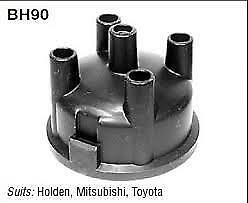 Fuelmiser Distributor Cap BH90 fits Mitsubishi Colt 1.4 (RB,RC), 1.4 (RC), 1....