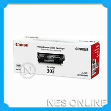 Canon Genuine CART303 Black Toner Cartridge for Lbp2900/lbp3000