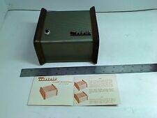 WEBSTER ELECTRIC SPEAKER MICROPHONE 4H45B