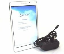 Samsung Galaxy Tab 4 SM-T230 8GB, Wi-Fi, 7in - White (1-4B)