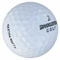 BRIDGESTONE EXTRA SOFT - IN BULK (1) Dz WHITE - Only 60 dz left - 2019 MODEL