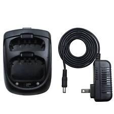Dual Slot Desktop Charger for Wouxun KG-UVD1P KG-UV6D KG-UVA1 KG-639 KG-639(II)