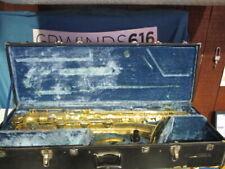 Yamaha YBS61 Baritone Saxophone Range To Low A