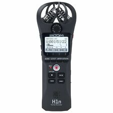 Zoom H1n Handy Digital Recorder - Black