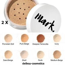 2 X Avon Calming Effects  Loose Powder Mineral Foundation~(NOW REBRANDED MARK)