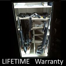GUN Safe will fit any gun safe NEW or USED - - - Very Bright with all colors