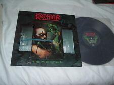 KREATOR Renewal '92 VERY RARE GERMAN thrash ORIGINAL IMPORT !! press
