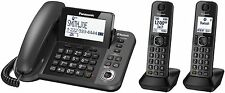 PANASONIC KX-TGF382M Link2Cell Bluetooth Corded/Cordless, 2HS phone