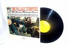 The Village Stompers More Sounds of Washington Square LP 33 Epic LN 24090 1964
